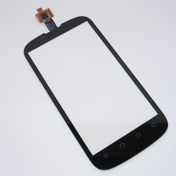 Тачскрин (Сенсорное стекло) для ZTE V970 - черный - Оригинал